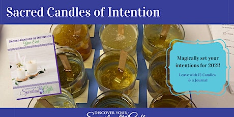 Sacred Candles of Intention Workshop tickets