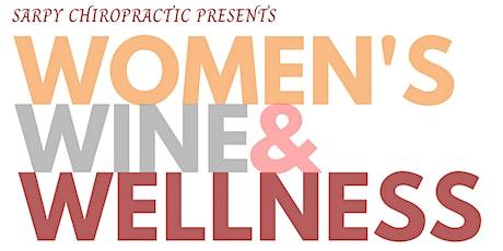 Women's Wine & Wellness Night tickets