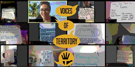#VoicesOfTerritory - Young Designers Making A Difference tickets