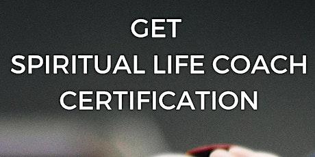 Spiritual Life Coach Certification entradas