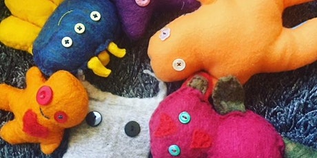 Virtual Vision Kids: Monster Dolls - PM tickets