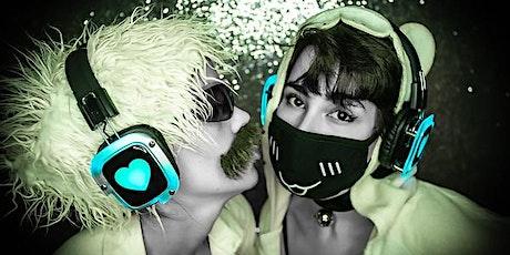 Heartbeat Silent Disco - Socially Distanced Dance tickets