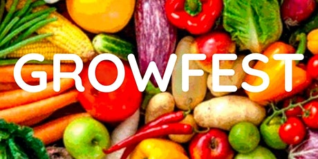 GROWFEST tickets