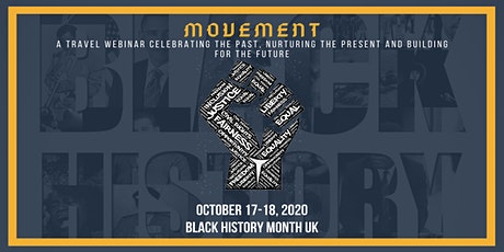 'Movement' Black Travel Webinar tickets