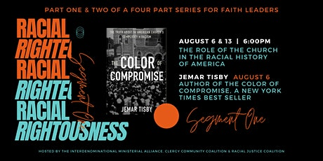 Racial Righteousness | Segment One | Part Two tickets