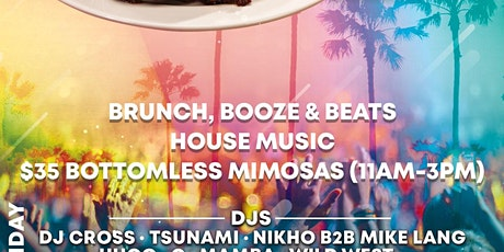 The Sunday Smoke Out - Mike Lang Dj Set Debut! tickets