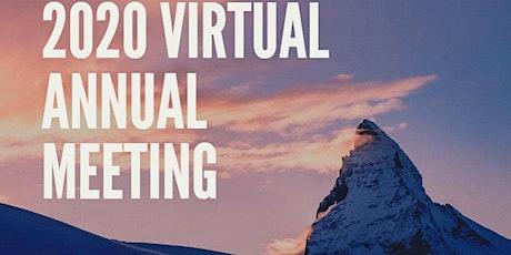 IM Chapter of ASID 2020 Virtual Annual  Meeting - Sponsorship Registration entradas