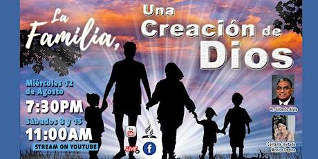 La Familia, una creación de Dios boletos