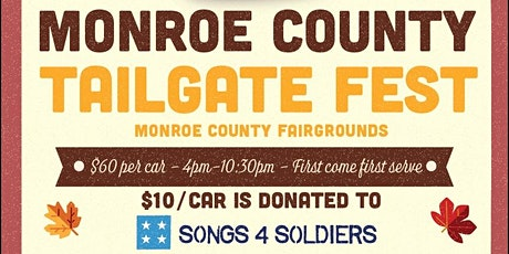 Monroe County Tailgate Fest tickets