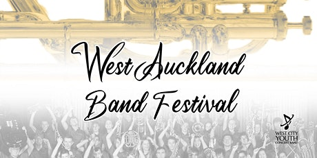 West Auckland Band Festival tickets