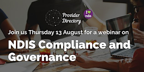 NDIS Compliance and Governance Workshop tickets