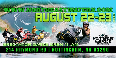 Northeast Watercross Championship Round 3&4 tickets