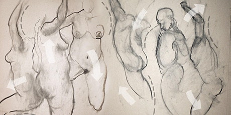 Life Drawing Petersham Online tickets