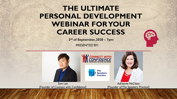 The Ultimate Personal Development Webinar for your image