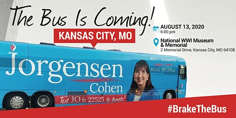 BUS TOUR: Dr Jo is coming to Kansas City! tickets