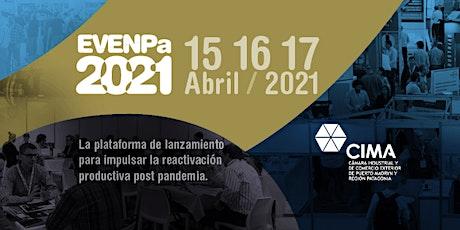 EVENPa2021 - 2° Expo y Encuentros de Vinculación Empresaria y Negocios entradas