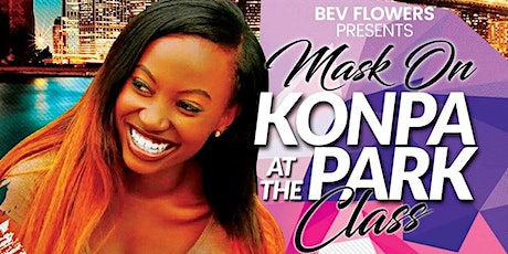 KONPA IN THE PARK AUG 22ND: MASK ON tickets