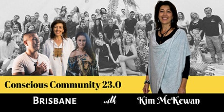 Conscious Community  Brisbane 23.0 tickets
