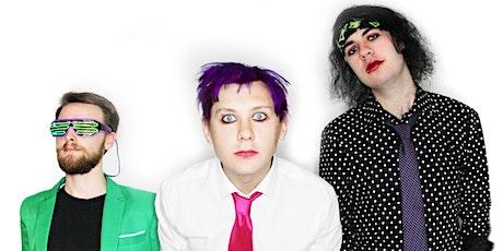 Holloway Holiday: The Glitterboy is Dead! Tour (Kāpiti) tickets