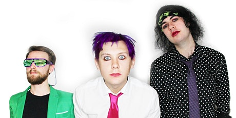 Holloway Holiday: The Glitterboy Tour (Whanganui) tickets