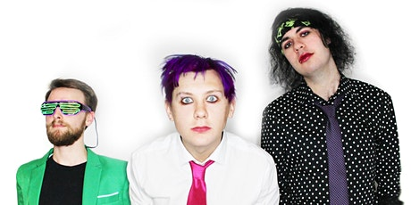 Holloway Holiday: The Glitterboy is Dead! Tour (Palmerston North) tickets