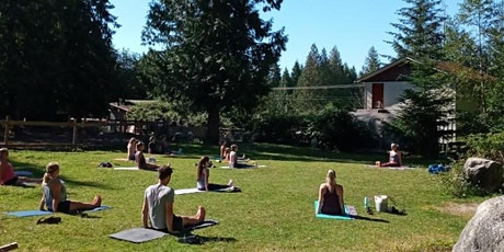 Yoga at the farm is back tickets