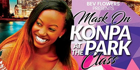 KONPA IN THE PARK AUG 29TH: MASK ON tickets