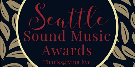2020 Seattle Sound Music Awards tickets