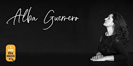 Online / Técnica Vocal  en el flamenco con Alba Guerrero entradas