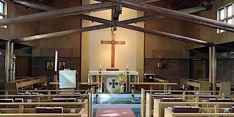 Holy Eucharist 10:30 am August 23, 2020 tickets