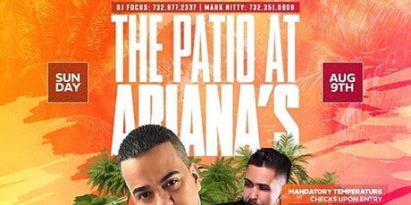 Patio Sundays DJ Precise Live At Adriana's tickets