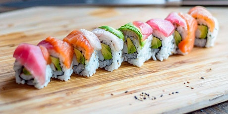 Handcrafted Sushi - Online Cooking Class by Cozymeal™ tickets