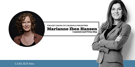 Litteratursalon: Marianne Iben Hansen (i samtale med Trine May) tickets