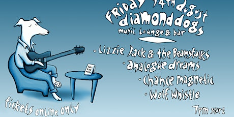 Lizzie Jack & The Beanstalks Live at Diamond Dogs tickets