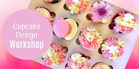 Cupcake Design Workshop tickets