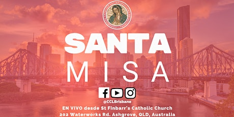 Misa Dominical (16 Agosto 2020) tickets