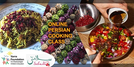 Online Persian Cooking Class tickets