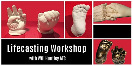Life-Casting Workshop - The Basic's tickets