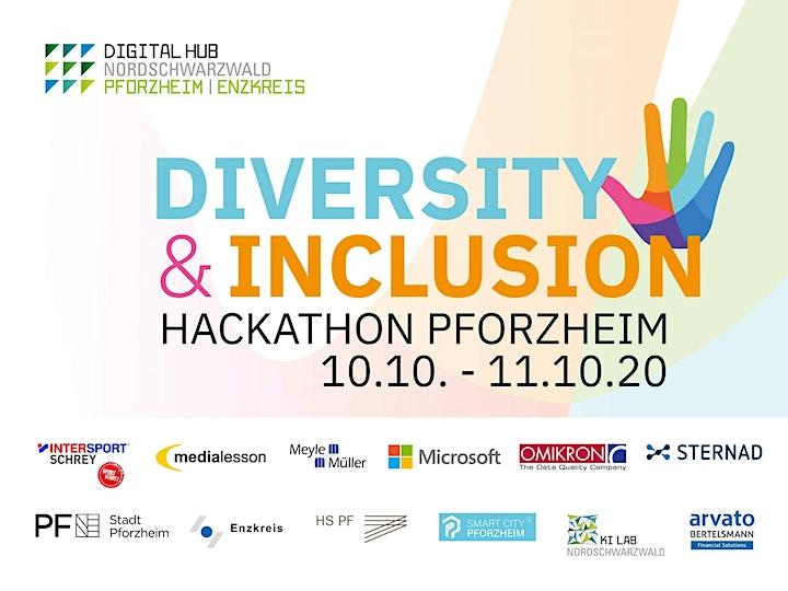 Diversity & Inclusion Hackathon: Bild