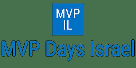 MVP Days Israel 2020 tickets