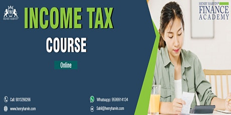Income Tax Practitioner Course Online tickets