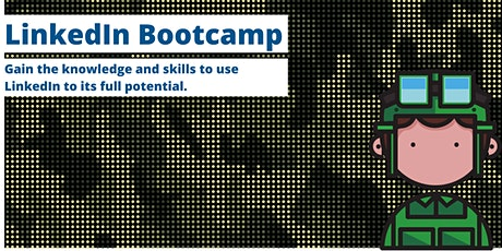 LinkedIn Bootcamp tickets
