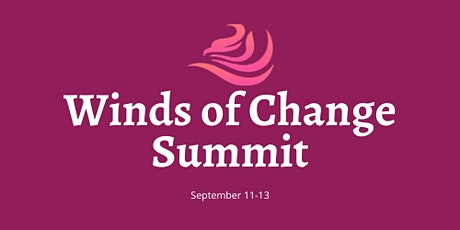 Winds of Change Summit tickets