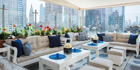 Tuesdays Mykonos Rooftop Bottomless dinner party Hotel Hayden NYC Live DJ's tickets