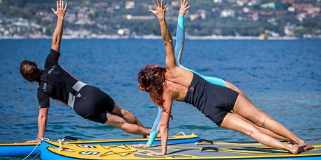 Weekend Yoga and Sup Lake Garda biglietti