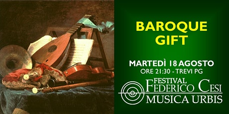 Baroque Gift biglietti