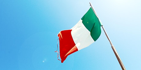 Italian for Beginners - Beginner B1 language lessons tickets
