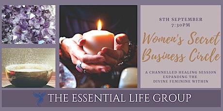 Women's Secret Business Circle tickets