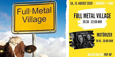 Motörizer (Motörhead Tribute) + Open Air Kino: Full Metal Village tickets