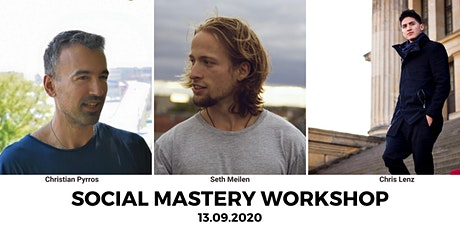 Social Mastery Workshop  billets